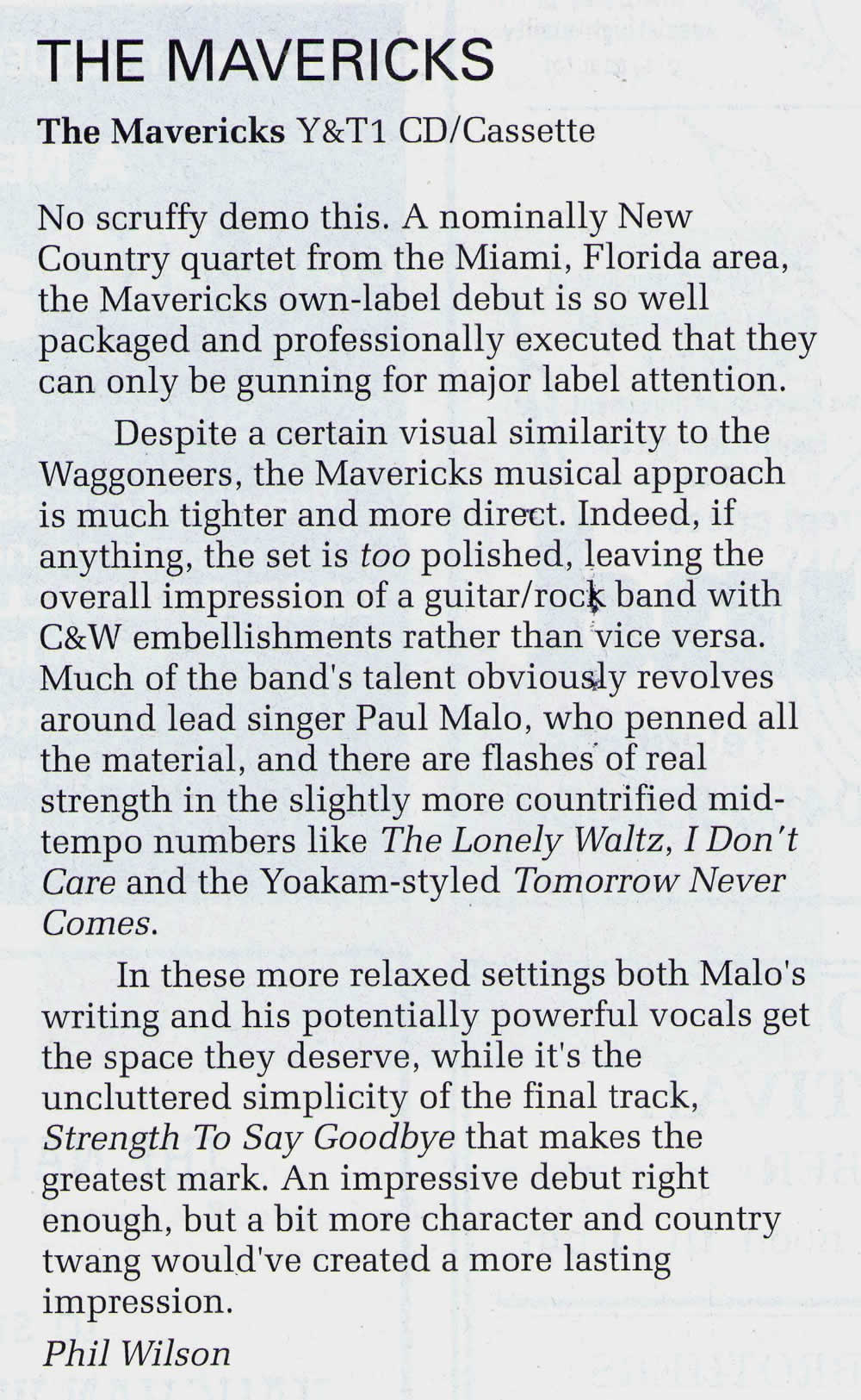mavericks-folk-roots-review